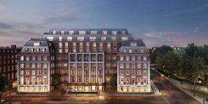 Twenty Grosvenor Square in heart of Mayfair