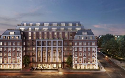 Twenty Grosvenor Square in heart of Mayfair